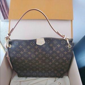 Authentic Louis Vuitton Graceful PM